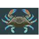 三疣梭子蟹|集合啦!動物森友會|海洋生物