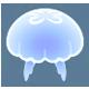 海月水母|集合啦!動物森友會|海洋生物