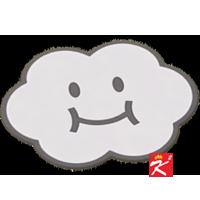 動森超級瑪利歐家具-球蓋母雲朵地毯
