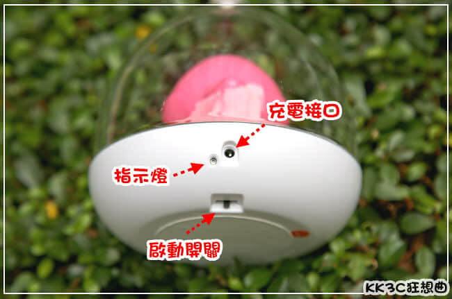 鳥籠USB小夜燈開箱-04