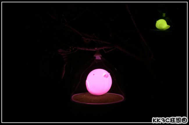 鳥籠USB小夜燈開箱-10