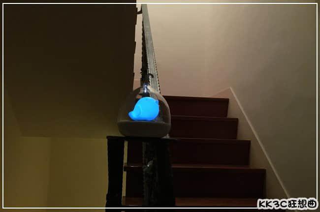 鳥籠USB小夜燈開箱-11