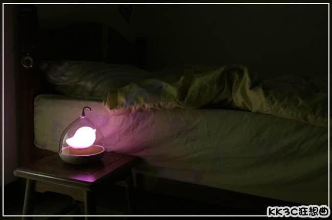 鳥籠USB小夜燈開箱-13