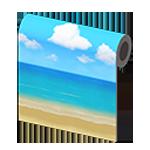 動森 夏天貝殼系列DIY 南方海洋牆