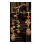 動森 秋季樹果系列 樹果掛飾-棕色
