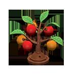 動森 秋季樹果系列 樹果燈-紅色
