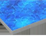 動森 夏天貝殼系列DIY 水面地板