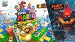 超級瑪利歐 3D世界 + 狂怒世界