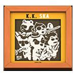 K.K.斯卡