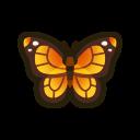 集合啦!動物森友會!昆蟲  大樺斑蝶