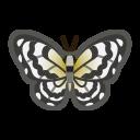 集合啦!動物森友會!昆蟲  大白斑蝶