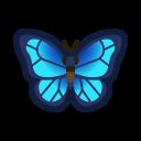 集合啦!動物森友會!昆蟲  大藍閃蝶