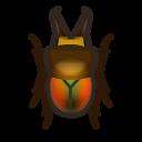 集合啦!動物森友會!昆蟲 彩虹鍬形蟲