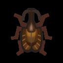 集合啦!動物森友會!昆蟲 提琴蟲
