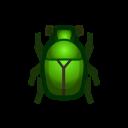 集合啦!動物森友會!昆蟲 日銅鑼花金龜
