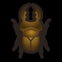 集合啦!動物森友會!昆蟲  深山鍬形蟲
