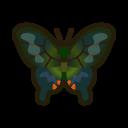 集合啦!動物森友會!昆蟲  烏鴉鳳蝶