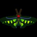 集合啦!動物森友會!昆蟲  紅頸鳳蝶