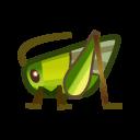 集合啦!動物森友會!昆蟲  蚱蜢