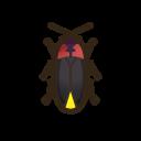 集合啦!動物森友會!昆蟲 螢火蟲