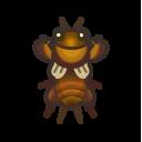 集合啦!動物森友會!昆蟲 螻蛄
