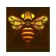 集合啦!動物森友會!昆蟲  黃蜂