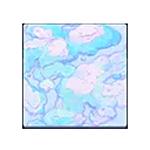 動森人魚家具系列:人魚地板
