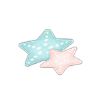 動森人魚家具系列:人魚地毯