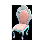動森人魚家具系列:人魚椅