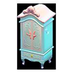 動森人魚家具系列:人魚衣櫃
