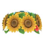 動森 Nook購物限定商品攻略:向日葵花冠
