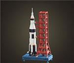 動森妹妹DIY全系列-火箭