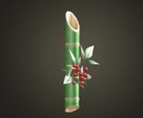 動森竹子DIY 竹花瓶