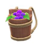 動森 Nook購物限定商品攻略:葡萄收穫木桶