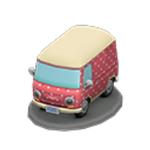 動森 Nook購物隱藏限定商品攻略:露營車模型A