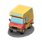 動森 Nook購物隱藏限定商品攻略:露營車模型B