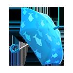 釣魚大會攻略:魚兒傘