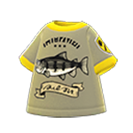 釣魚大會攻略:魚兒T恤