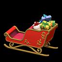 動森聖誕平安夜活動-聖誕雪橇