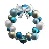 動森 聖誕節裝飾家具DIY 方程式(裝飾花環)-01