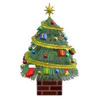 動森 聖誕節裝飾家具DIY 方程式(大型聖誕樹)-04