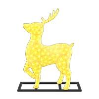 動森 聖誕節裝飾家具 DIY 方程式(馴鹿燈飾)-06