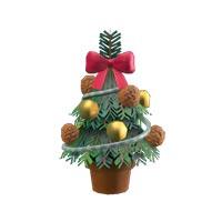 動森 聖誕節裝飾家具DIY 方程式(桌上聖誕樹)-08