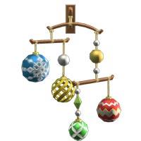 動森 聖誕節裝飾家具DIY 方程式(掛飾)-12