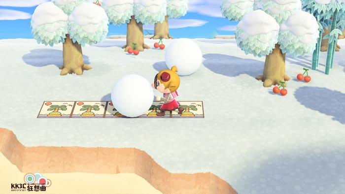 動森雪季完整攻略:雪人任務、如何打造完美比例雪人?如何拿到雪人DIY方程式!?-03