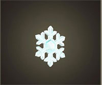 動森雪季完整攻略:雪花花環