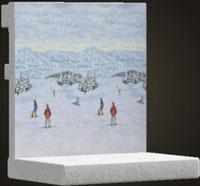 動森雪季完整攻略:滑雪場壁紙