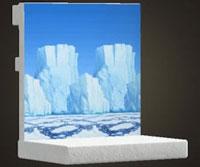 動森雪季完整攻略:冰山牆壁紙