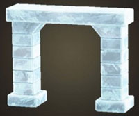 動森雪季完整攻略:冰塊拱門