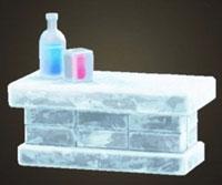 動森雪季完整攻略:冰塊吧台